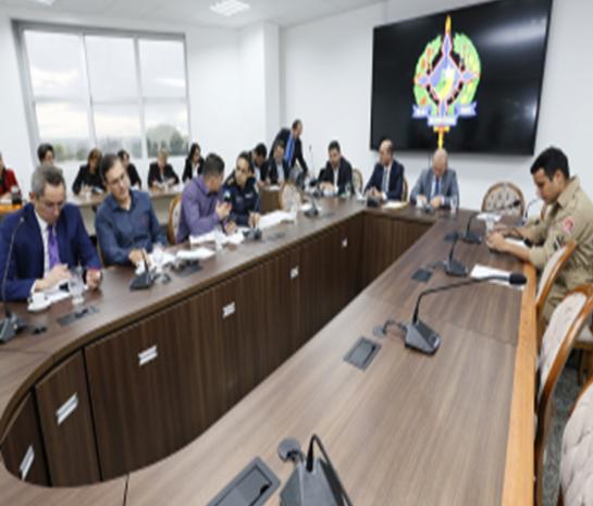 Assembleia Legislativa discute reforma da Previdência dos Militares das Forças Armadas e Forças Auxiliares