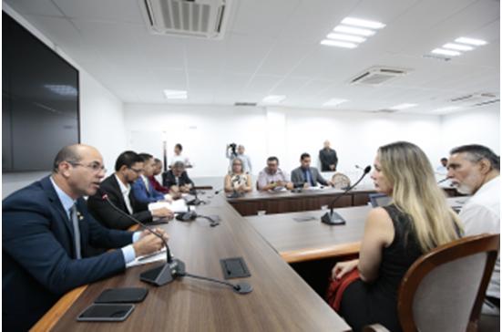Comissão de Segurança recebe dirigentes do IML e da Polícia Civil para falar da atuação do órgão nos municípios de Rondônia