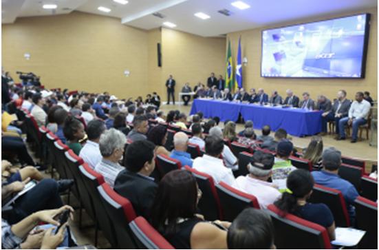 AGRO | Fortalecimento das agroindústrias é debatido em audiência pública na Assembleia Legislativa