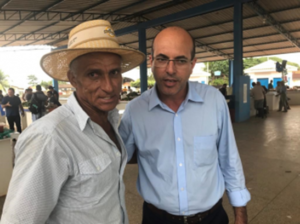 AGRO – Crispin em Cujubim fala de lei de incentivo à Agroindústria