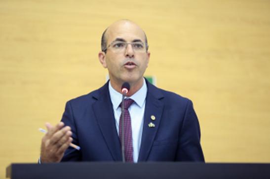 SEGURANÇA – Ismael Crispin cobra do governo minuta para melhorar setor da segurança pública