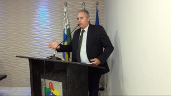 RECONHECIMENTO – Câmara Municipal de São Miguel homenageará Deputado Estadual Ismael Crispin