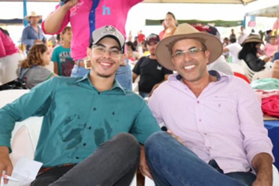 SOLIDARIEDADE – Ismael Crispin participa do Leilão Direito de Viver em São Miguel