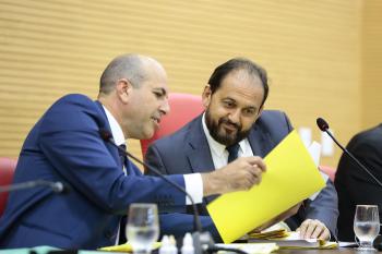 AGROINDÚSTRIA – Ismael Crispin agradece a Assembleia Legislativa pela aprovação do Susaf