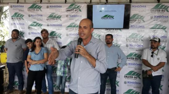 AGRO – Deputado Ismael Crispin participa do Dia de Campo e fala do PPA