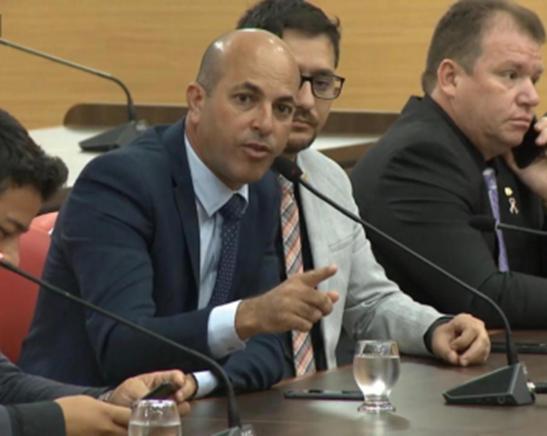 Ismael Crispin afirma que Assembleia Legislativa não tem culpa da inoperância do DER em Rondônia