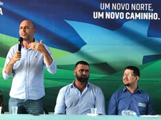 Deputado Ismael Crispin participa da Operação ACISO