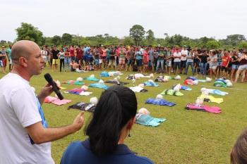São Miguel do Guaporé recebe incentivo do deputado Ismael Crispin para os times de futebol