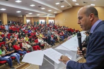 Ismael Crispin garante que o resgate da história e da cidadania foi vitorioso no concurso de Redação e da Escolha da Bandeira