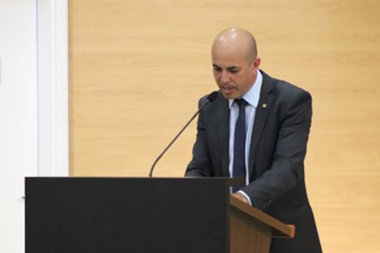 Ismael Crispin pede ao Executivo envio de projeto de lei que altera regras de apoio à pesquisa científica em Rondônia