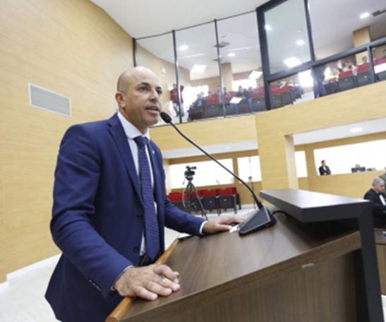 Ismael Crispin pede união entre os deputados para garantir melhorias ao Estado de Rondônia