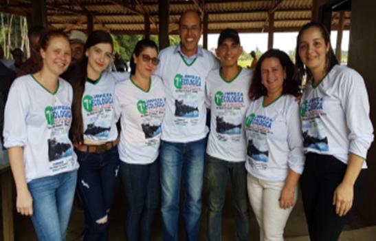 ECO – Ismael Crispin defende limpeza do rio São Miguel