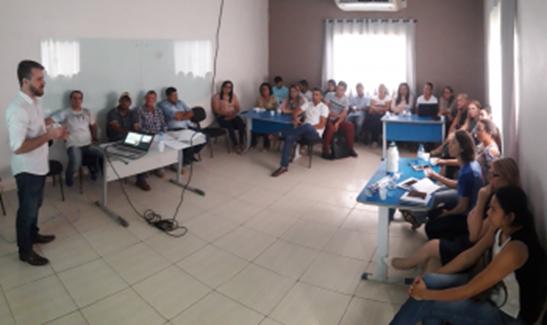 EDUCAÇÃO | Entidades debatem sobre implantação do Observatório do IFRO em Seringueiras