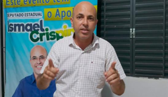 Com a confirmação do 1º caso de Coronavírus de Ji-Paraná/RO, deputado Ismael Crispin ressalta medidas de prevenção