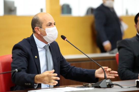 A pedido de Ismael Crispin, Assembleia aprova decreto de calamidade pública do município de Espigão do Oeste