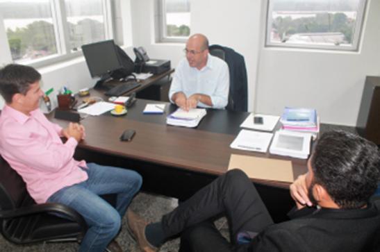 EDUCAÇÃO – Crispin destina emenda de 250 mil para escola de Pimenta Bueno