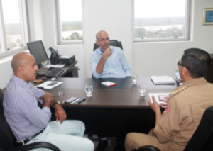 SEGURANÇA – Deputado viabiliza Corpo de Bombeiros para São Miguel do Guaporé