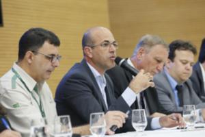 USINAS – Ismael Crispin cita arcabouço de comissão fiscalizadora de barragens