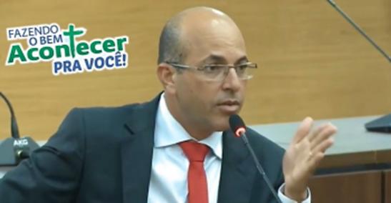 SEGURANÇA – Ismael Crispin defende Polícia Civil diante dos casos de homicídios em (RO)
