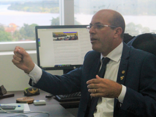 OBRAS – Crispin propõe em comissão bloqueio do erário para empresas com restrições