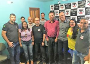 DESTINAR – Ismael Crispin em Urupá debate sobre segurança, transporte e economia