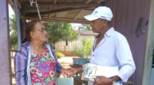 TRANSPARÊNCIA – Deputado Ismael Crispin ouve anseios de moradores de São Miguel do Guaporé