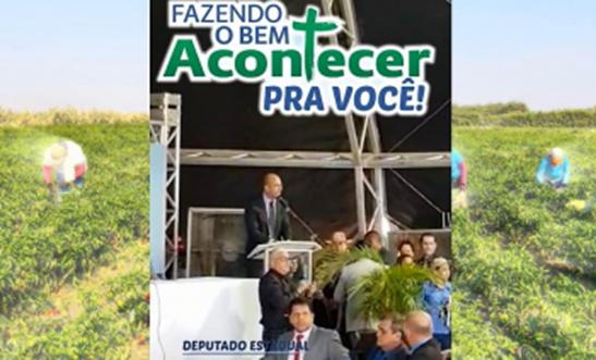 RRSHOW – Legislador avaliza lei das agroindústrias em Ji-Paraná e público apoia
