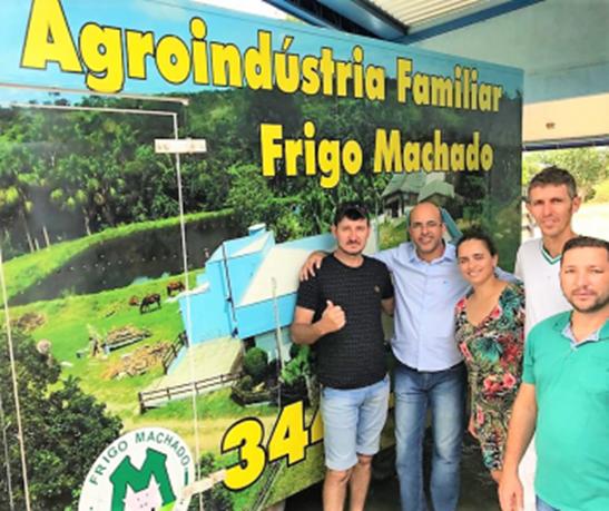 AGRO – Avanços em abatedouro de suínos em Rolim de Moura assegura defesa de Ismael Crispin em PL da agroindústria