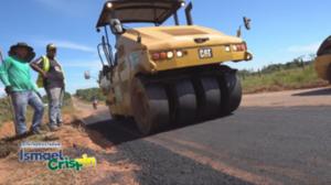 DER | Governo do Estado dá inicio a recuperação de Rodovia 010 que interliga municípios