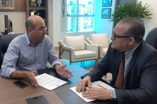 ENERGISA – Ismael Crispin apresenta denúncia ao Ministério Público contra a concessionária e pede providências