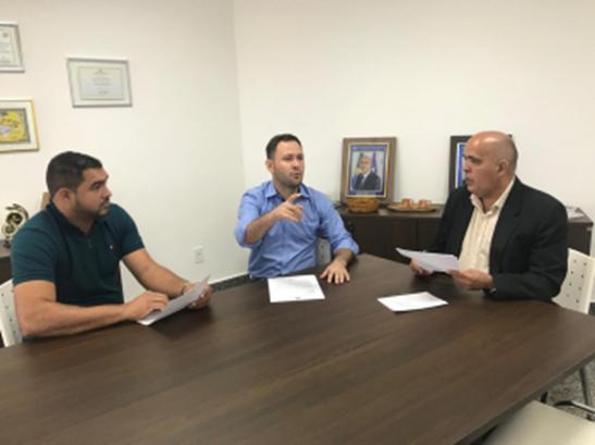 AGRO – Vereadores de Ouro Preto apoiam deputado Ismael Crispin nos debates sobre as Agroindústrias