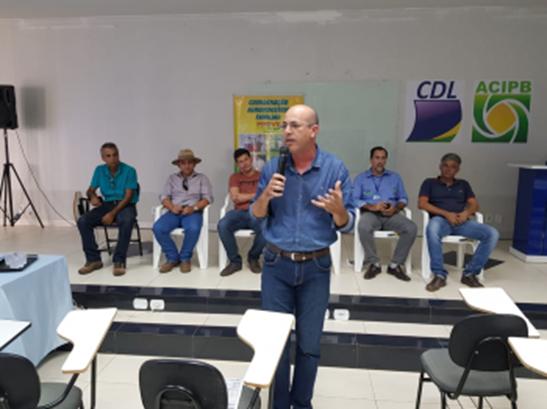 AGRO – Em Ouro Preto e Pimenta Bueno Crispin destaca a valorização da produção agrícola de Rondônia