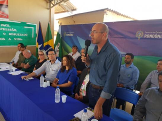 CRÉDITO – Banco do Povo é inaugurado em Seringueiras à pedido do deputado Ismael Crispin