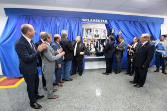 CONSTITUIÇÃO – Assembleia Legislativa inaugura galerias de fotos de ex-presidentes e deputados constituintes