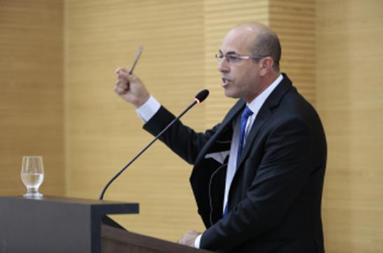 Ismael Crispin propõe criação de comissão temporária para fiscalizar as barragens em Rondônia
