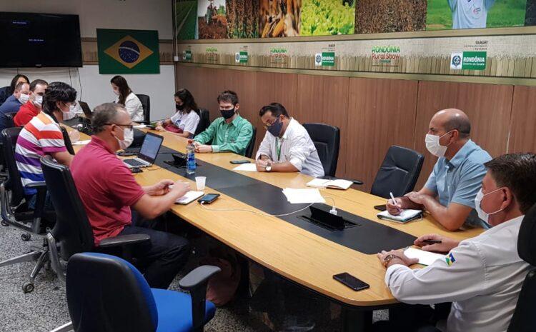 Ismael Crispin debate criação do programa Prove Meio Rondônia