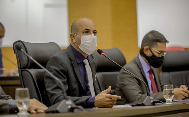 Deputado Ismael Crispin pede recuperação da Rodovia Mário Nonato