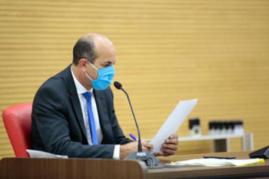 Ismael Crispin defende que composição do Conselho Estadual dos Direitos da Mulher seja feito por entidades