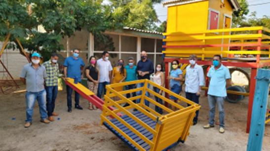 Emenda do deputado Ismael Crispin assegura investimentos na educação de Novo Horizonte do Oeste