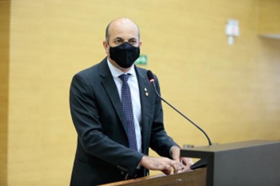 Escola de Nova Brasilândia D'Oeste recebe recurso do deputado Ismael Crispin para construção de refeitório e salas de aula