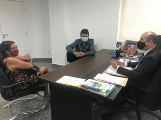 Ismael Crispin anuncia investimentos na saúde de Costa Marques