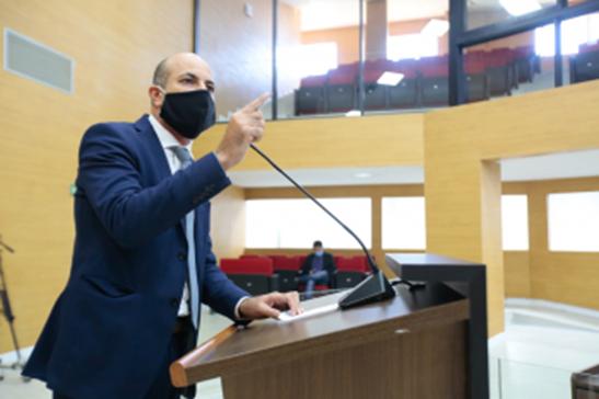 Deputado Ismael Crispin manifesta preocupação com aumentos de casos em São Miguel do Guaporé