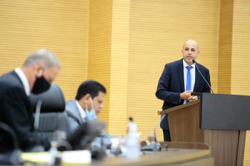 Deputado Ismael Crispin pede apoio da bancada federal para garantir recuperação da BR-429
