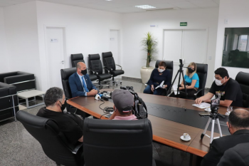 Em entrevista coletiva, Ismael Crispin afirma que Conselho de Ética e Decoro atuará de forma imparcial