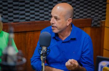 Em entrevista na rádio, Ismael Crispin confirma investimentos para Ji-Paraná
