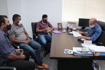 Ismael Crispin confirma recurso para associação de Campo Novo de Rondônia
