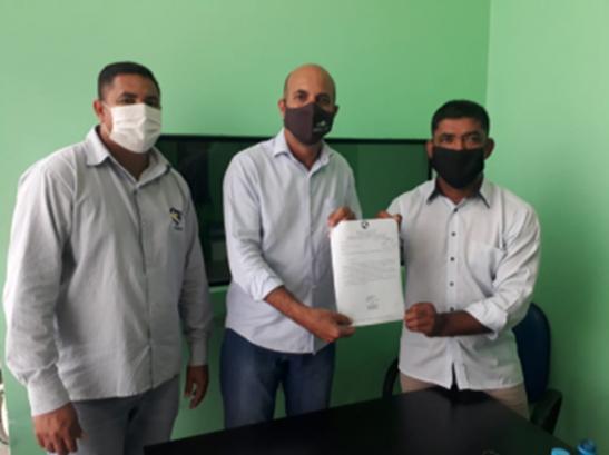 Ismael Crispin garante recurso para fomentar agricultura de Chupinguaia