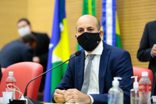 Deputado Ismael Crispin celebra destinação de ventiladores pulmonares para São Miguel do Guaporé