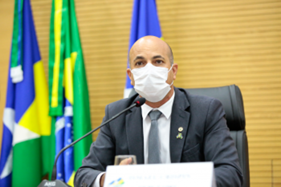 Ismael Crispin destaca conduta honesta da mesa diretora da Assembleia Legislativa durante biênio 2019-2020