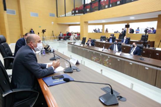 Deputado Ismael Crispin esclarece mudanças no Conselho de Ética e nas Comissões Permanentes